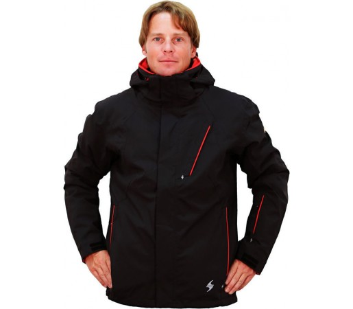 Geaca Blizzard Performance Black/Red
