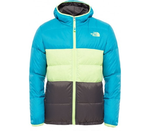 Geaca The North Face B Reversible Moondoggy Albastra/Verde