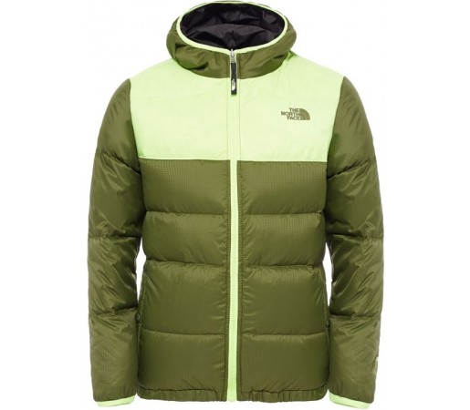 Geaca The North Face B Reversible Moondoggy Verde