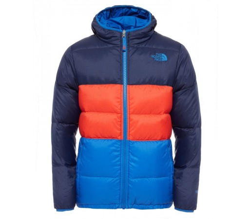 Geaca The North Face B Reversible Moondoggy Albastra/Rosie