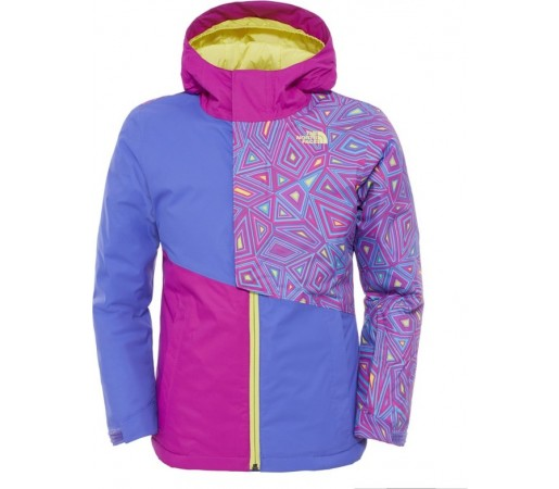 Geaca The North Face G Insulated Casie Mov