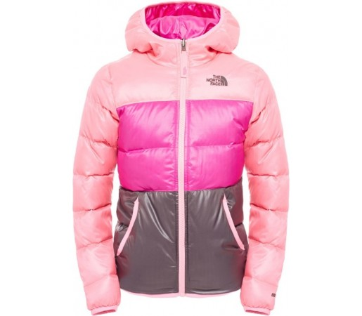 Geaca The North Face G Reversible Moondoggy Roz