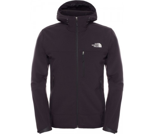 Geaca The North Face M Apex Bionic Hoodie Neagra