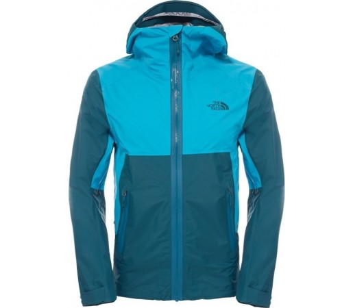 Geaca The North Face M Cross Hype Verde/Albastra