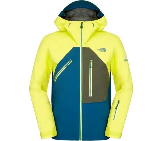 Geaca The North Face M Free Thinker Yellow Green/Blue