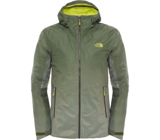 Geaca The North Face M Fuseform Dot Matrix Insulated Verde