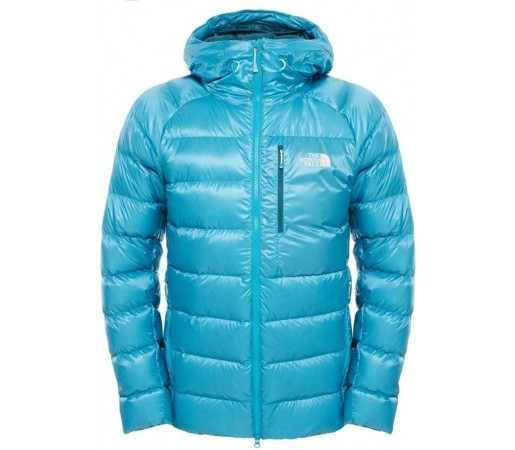 Geaca The North Face M Hooded Elysium Albastra