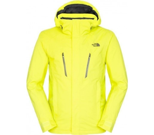 Geaca The North Face M Jeppeson Yellow/Green