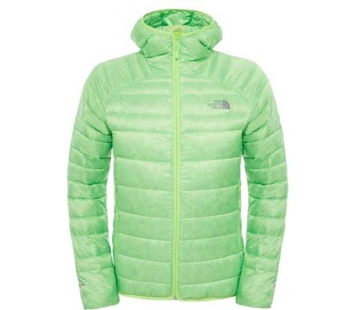 Geaca The North Face M Keep It Pure Hoodie Verde