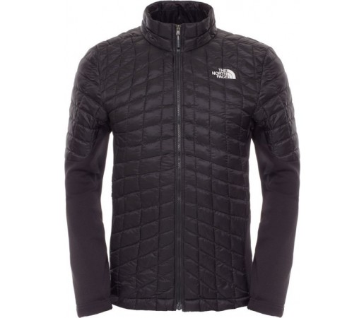 Geaca The North Face M Momentum Thermoball Hybrid Neagra