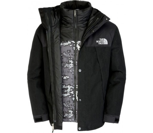Geaca The North Face M Mountain Triclimate Black