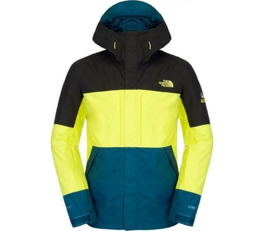 Geaca The North Face M NFZ Yellow Green/Blue