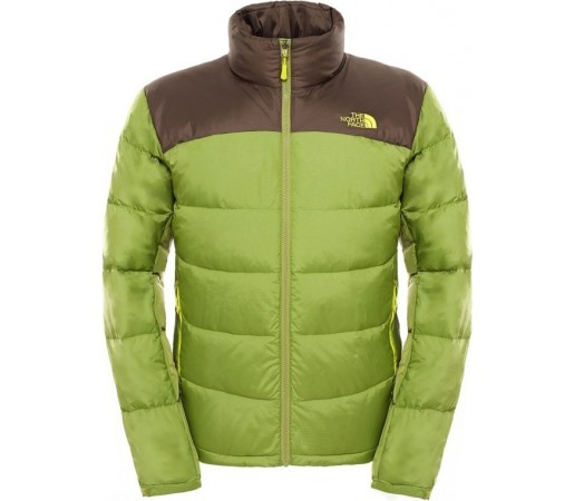 Geaca The North Face M Nuptse 2 Verde