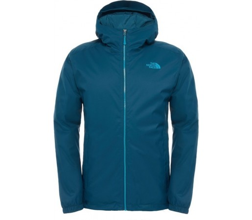 Geaca The North Face M Quest Insulated Verde