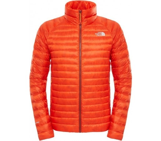 Geaca The North Face M Quince Pro Portocalie