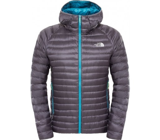 Geaca The North Face M Quince Pro Hooded Gri