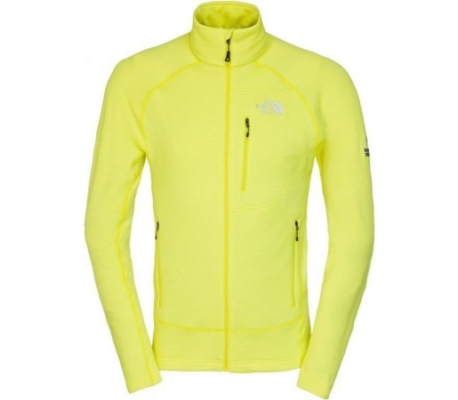 Midlayer The North Face M Storm Shadow Yellow Green