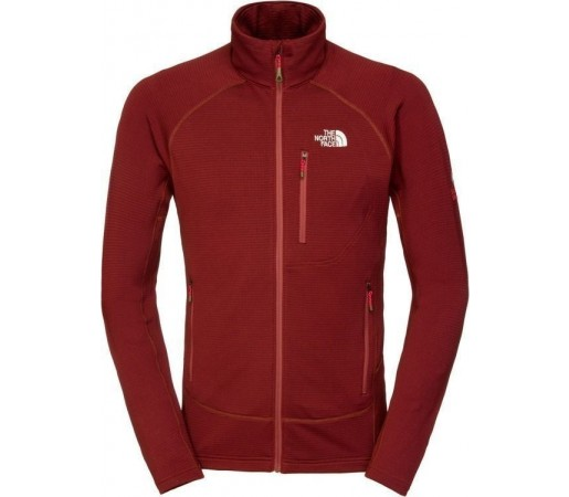 Midlayer The North Face M Storm Shadow Brown