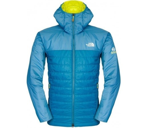 Geaca The North Face M Victory Hooded Blue