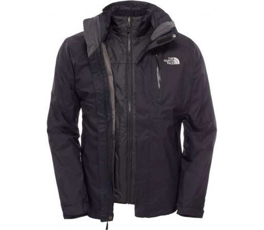 Geaca The North Face Zenith Triclimate Neagra