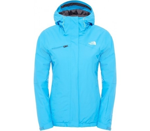 Geaca The North Face Descendit Albastru/Alb