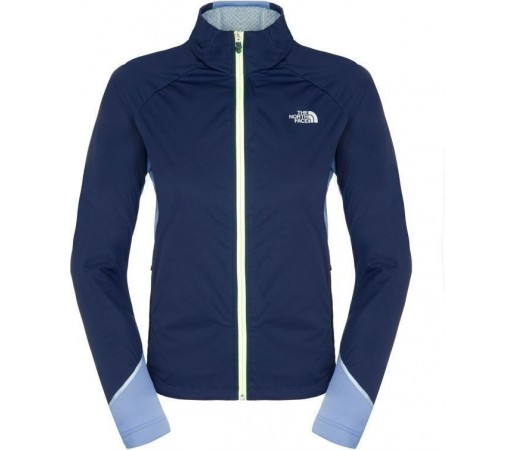 Geaca The North Face W Flow Trail Montague Blue
