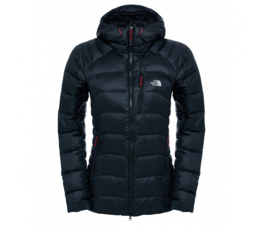 Geaca The North Face W Hooded Elysium Neagra