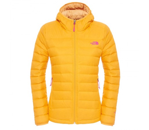 Geaca The North Face W Mistassini Portocalie
