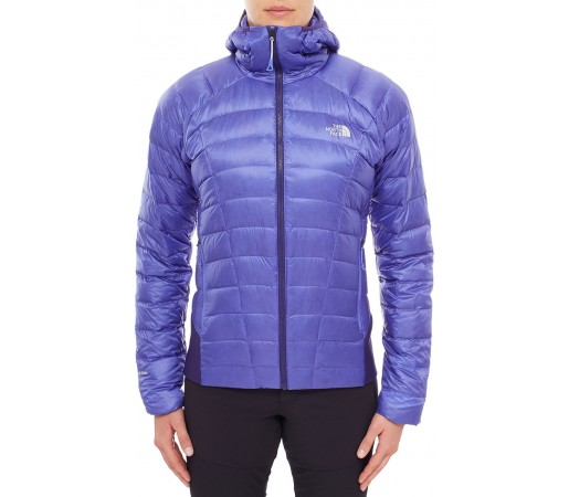 Geaca The North Face W Quince Pro Hooded Mov