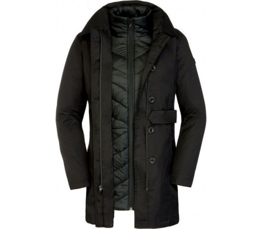 Geaca The North Face W Riverdale Trench Triclimate Black