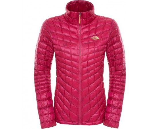 Geaca The North Face Thermoball Full Zip Mov/ Portocalie