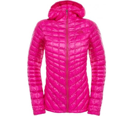Geaca The North Face Thermoball Hoodie Roz