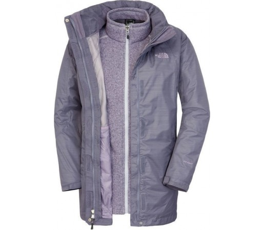 Geaca The North Face W Triton Triclimate Blue/Purple