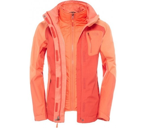 Geaca The North Face  Zenith Triclimate Rosie