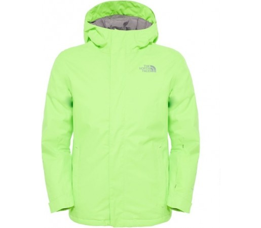Geaca schi si snowboard The North Face Snowquest Verde