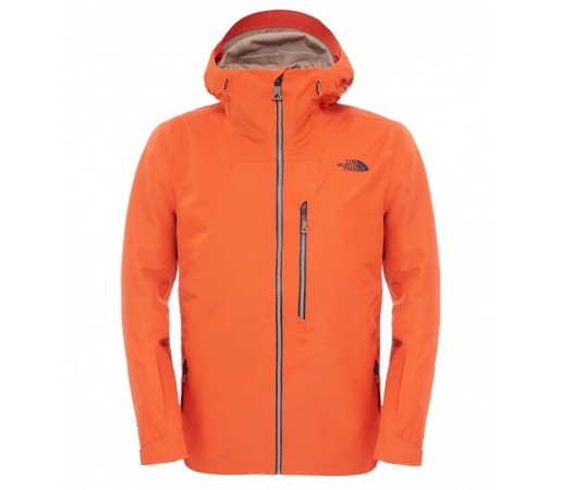 Geaca The North Face M FuseForm Brigandine 3L Portocalie