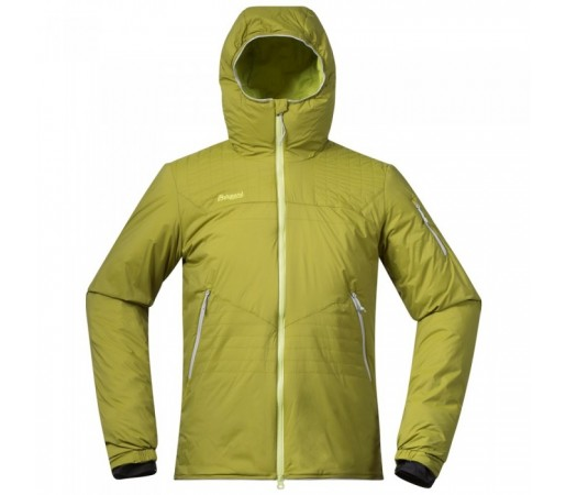 Geaca Bergans Surten Insulated Lady Lime