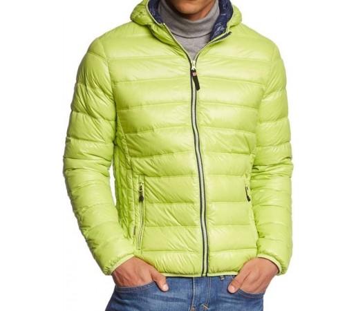 Geaca Brekka Holiday Down Jacket Man Verde