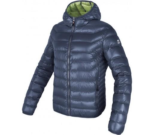 Geaca Brekka Holiday Down Jacket Man Albastru Inchis