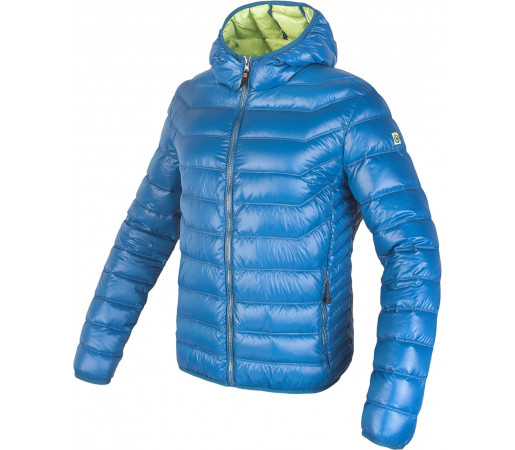 Geaca Brekka Holiday Down Jacket Man Albastru Royal