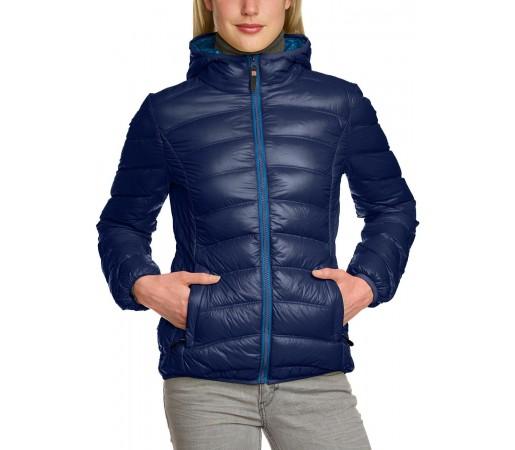 Geaca Brekka Holiday Down Jacket Woman Albastru Inchis