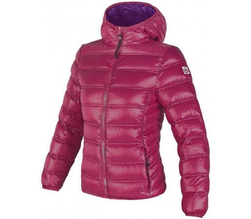 Geaca Brekka Pattern Down Jacket Woman Roz