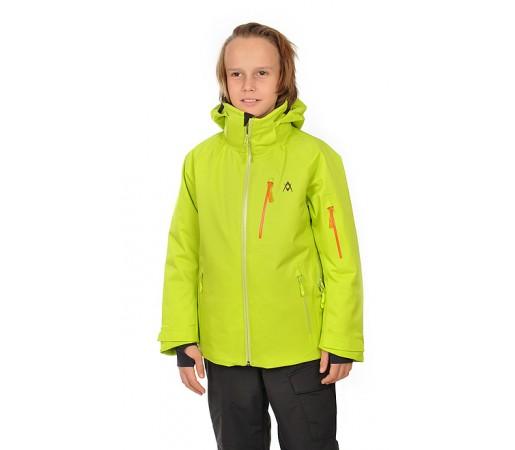 Geaca Volkl Team Race Kids Verde