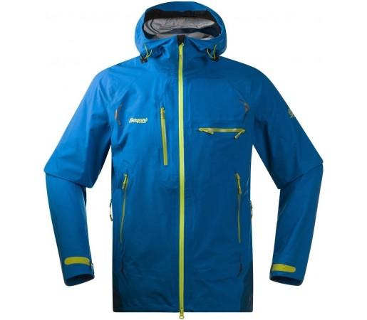 Geaca de ski Bergans Storen Albastru