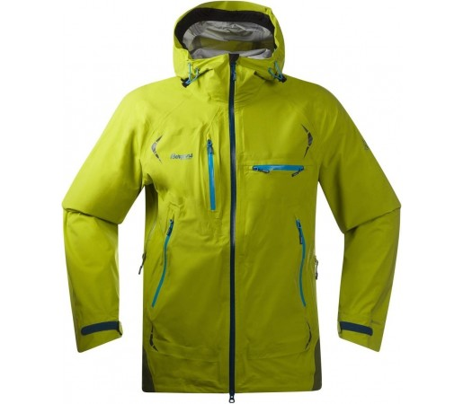 Geaca de ski Bergans Storen Verde
