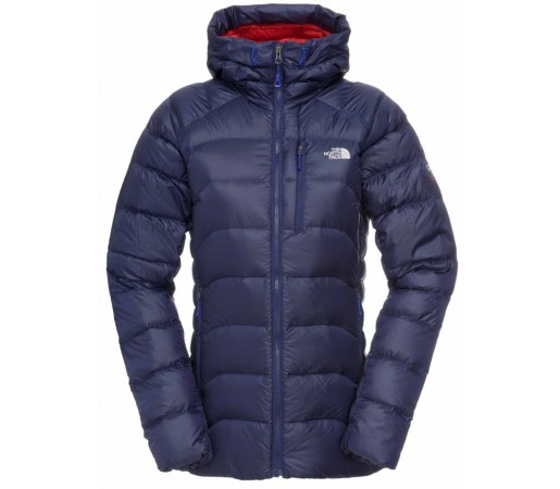 Geaca The North Face W Hooded Elysium Violet