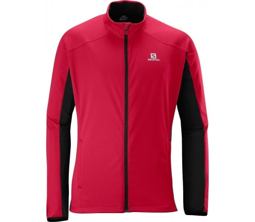 Geaca Salomon CHARVIN SOFTSHELL JK M Red
