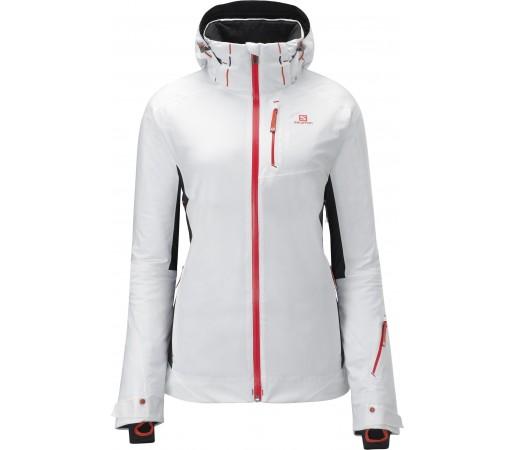 Geaca Ski Odysee GTX W White