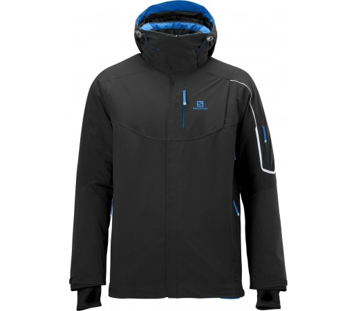 Geaca Ski Salomon Speed Jacket M Black