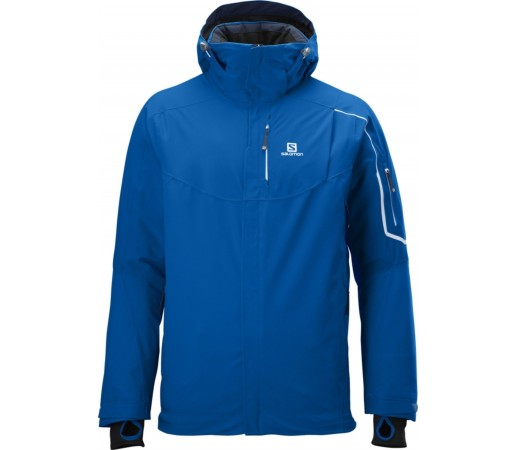 Geaca Ski Salomon Speed Jacket M Union Blue